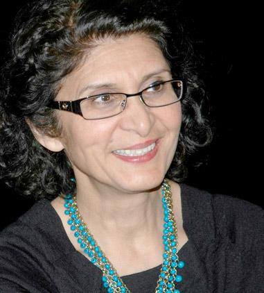 نسرین الماسی مدیر تحریریه شهروند
