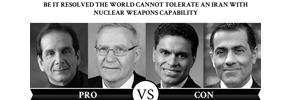 Munk Debates Iran