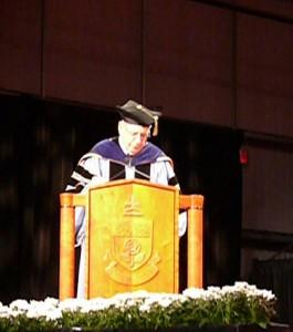 دکتر مارتین سینگر رئیس دانشکده علوم انسانی و آموزش حرفه ای
