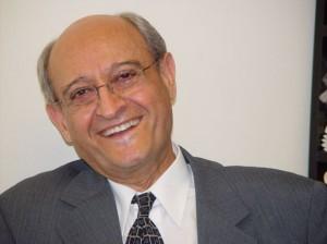 زنده یاد دکتر پرویز قدیریان ـ ماه می 2009 در دفتر شهروند
