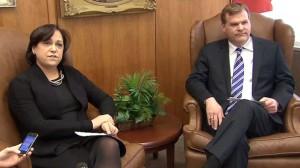 رسانه های کانادایی می گویند، انتصاب خانم بروکوویچ پیام روشنی به خاورمیانه می دهد: کانادا در کنار اسرائیل ایستاده است