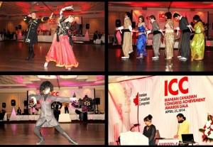 برنامه های هنری در دومین جشن بزرگ کنگره ایرانیان کانادا
