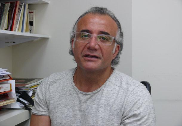 ماهان محمدی در دفتر شهروند