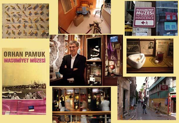 موزه بی گناهی در استانبول