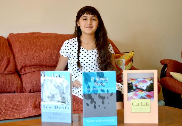 تابان اصفهانی نژاد و سه کتابی که تاکنون منتشر کرده است