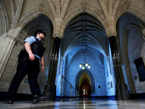 Canada-Parliament-Securiy