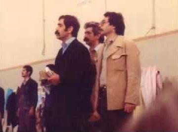 سعید سلطانپور در عباس آقا کارگر ایران ناسیونال