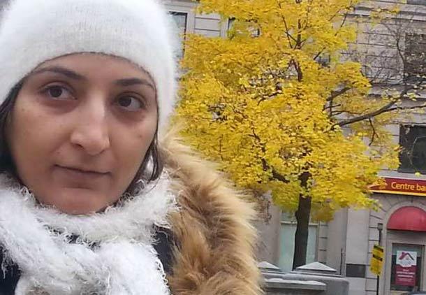 مرگ دلخراش مهندس مریم رشیدی، نومهاجر ایرانی در کلگری