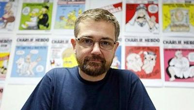 شارب سردبیر شارلی ابدو که در حمله تروریستی کشته شد