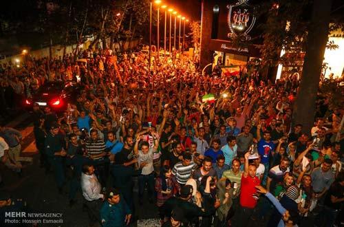 iranian-celebrate