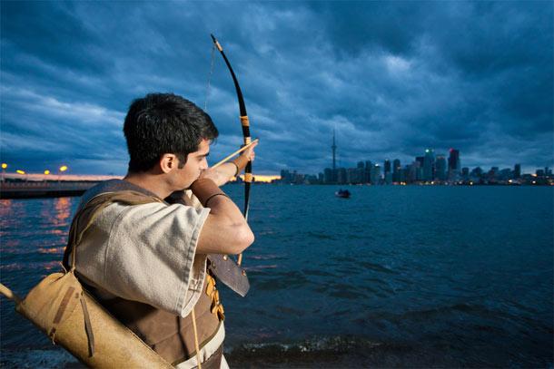 آرش در تورنتوـ نمادی در سومین دوره جشنواره تیرگان