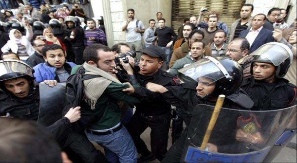 سرکوب در مصر
