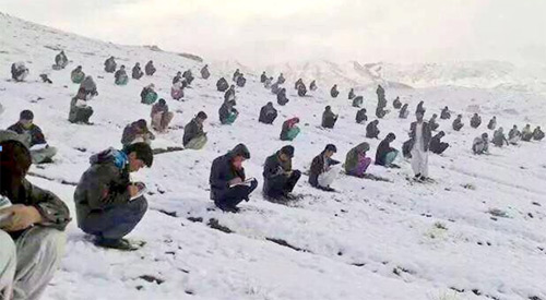 afghanestan--snow-exam