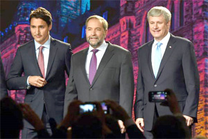 canada-leaders