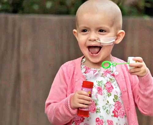cancer--kids