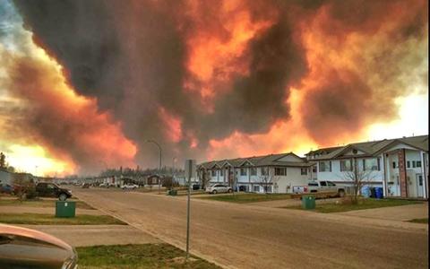 alberta--wildfire