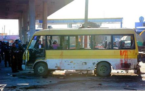 afghanestan--car-blast