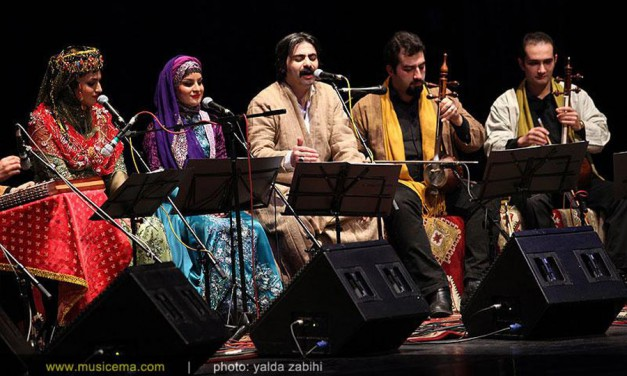 گفت وگو با شاهو عندلیبی نوازنده نی، خواننده و آهنگساز/ فرح طاهری