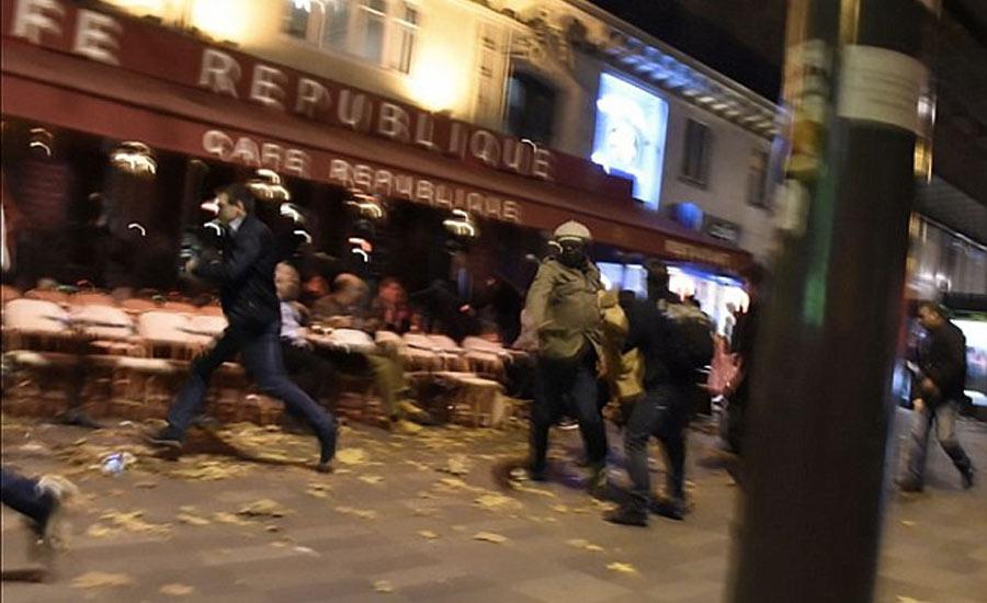 نوامبر 2015 ـ حمله تروریستی به پاریس