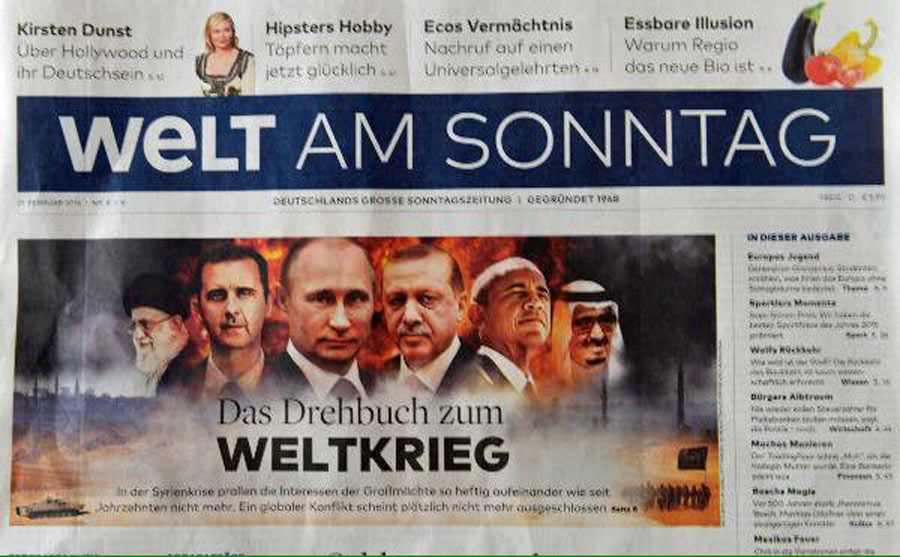 german-newspaper