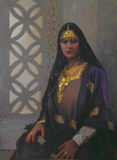 نقاشی مرتضی کاتوزیان