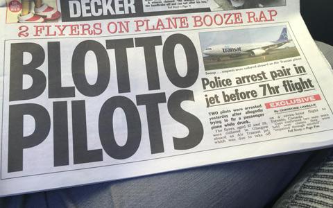 pilot--transat