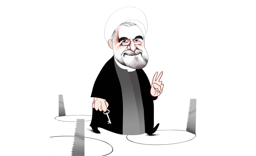 hassan-rohani-cartoon