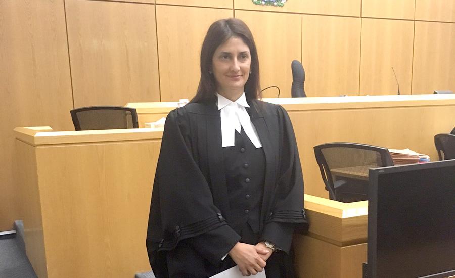 شری درویش اولین قاضی زن ایرانی تبار در انتاریو
