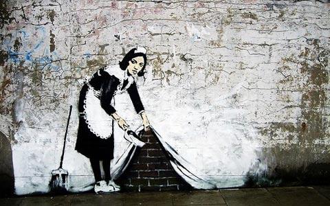 maid--painting