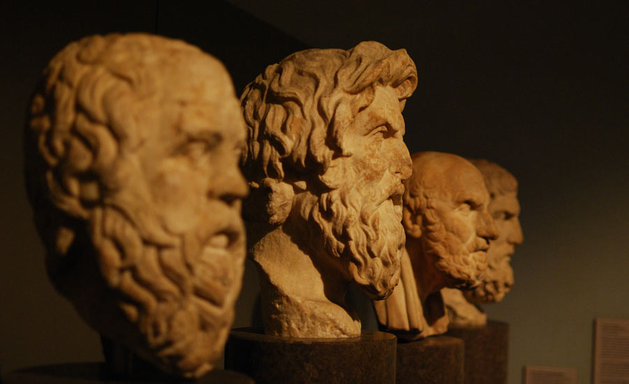 philosopher-busts
