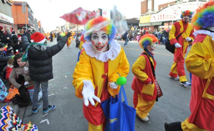 clown-prade