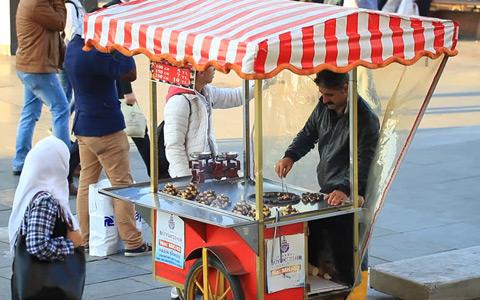 turkish-vendor